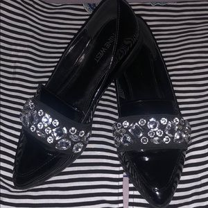 Nine West west Wing Pointy Toe Loafers